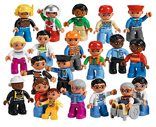 Community People Set for Exploring Roles and Responsibilities by LEGO...