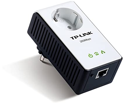 TP-Link TL-PA251 Adaptador y Tarjeta de Red Ethernet 200 ...