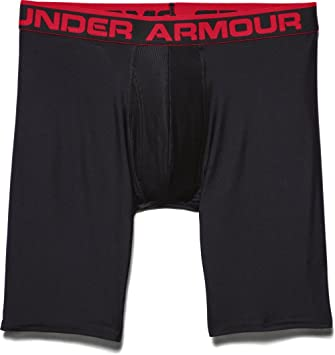 Under Armour THE ORIGINAL 9 BOXERJOCK - Boxers para Hombre, color Negro,