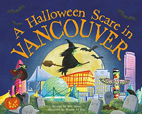A Halloween Scare in Vancouver]()