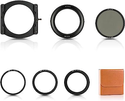 Nisi V5 Pro Filterhalter Kit Mit Polarisator Kamera