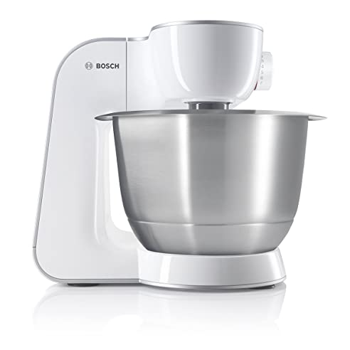 Amazon.de: Bosch MUM54270DE Küchenmaschine (900 W, 3, 9 l ...