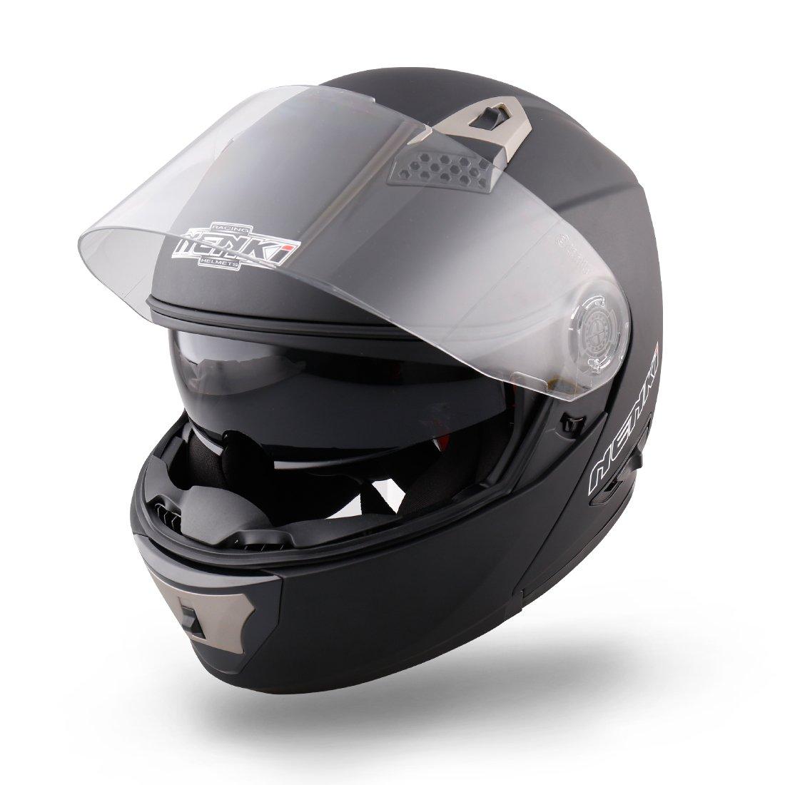 modulare apribile integrale Nenki NK-860 Casco per moto e scooter