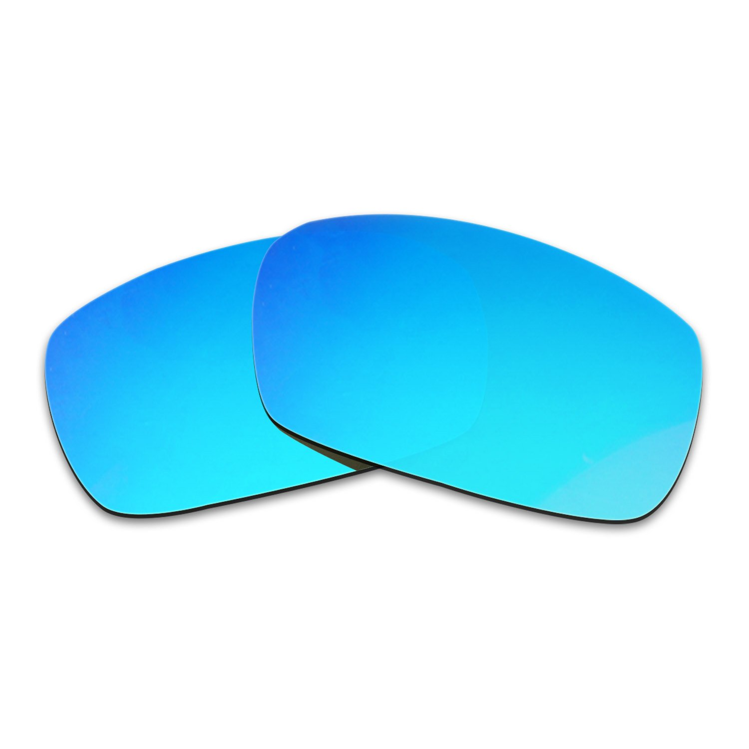 Hkuco Plus Mens Replacement Lenses For Spy Optic Dirk Sunglasses Blue Polarized