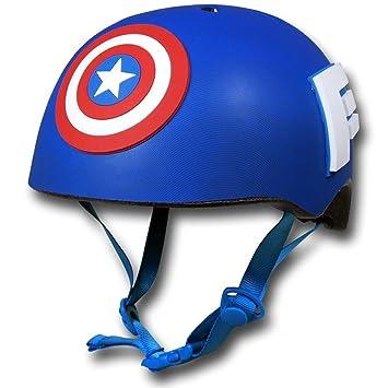 Capitán América Marvel Kids Casco de la bici