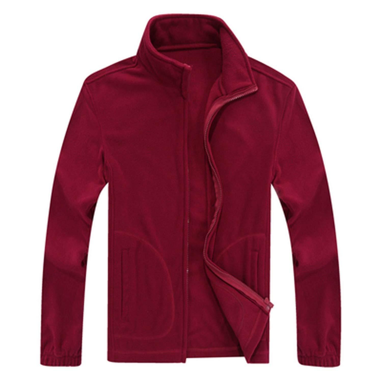 Thick Polar Softshell Fleece Jacket Thermal Male Casual Windbreaker Sweatshirt Coats MEET-ME-Male Jacket