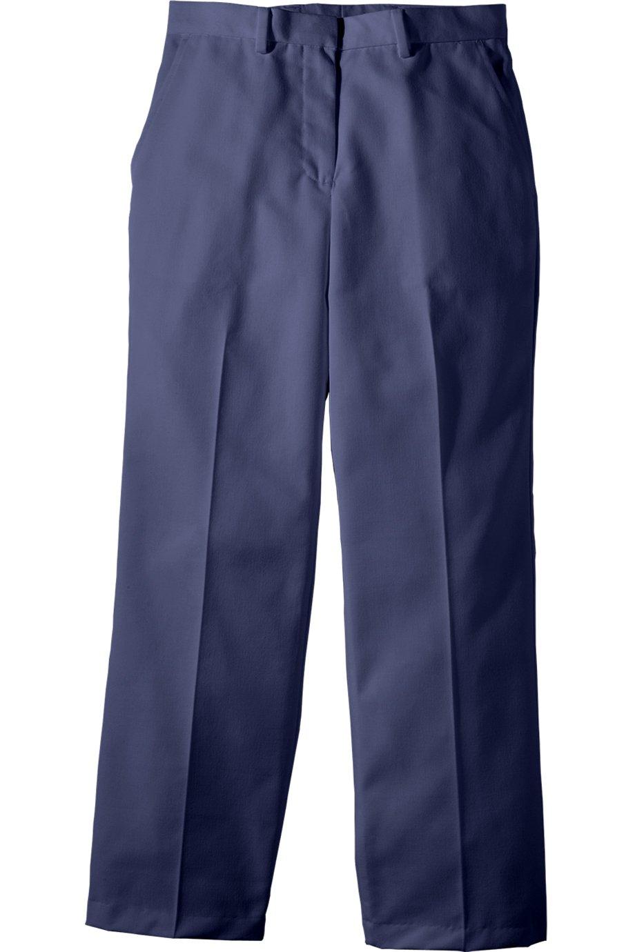 Edwards Garment Women's Straight Leg Flat Front Pant 8519