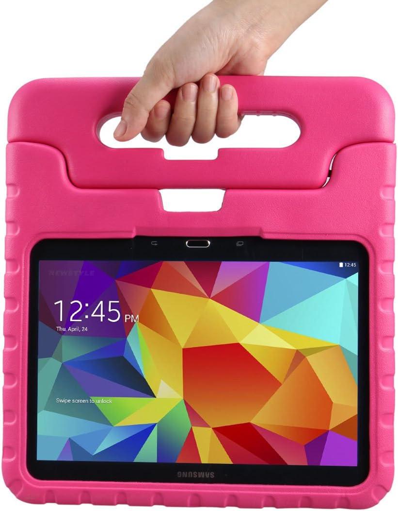 Funda para  Samsung Galaxy Tab 4 10.1 T530  T531  T535 rosa