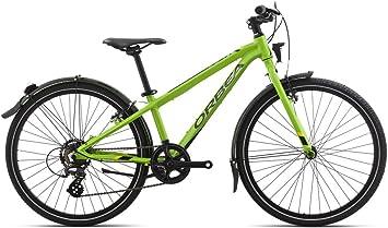 Orbea MX 24 Park - Bicicleta de montaña infantil (7 velocidades, 32 ...