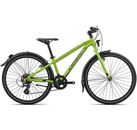 Orbea MX 24 Speed MTB - Bicicleta infantil (7 velocidades, 32,9 cm ...
