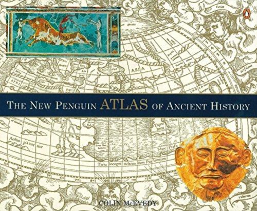 The New Penguin Atlas of Ancient History: Revised Edition [Colin McEvedy] (Tapa Blanda)
