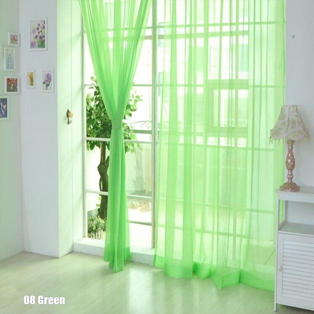 puertas pa/ño de cortina simple alzapa/ños. Rosa color floral visillo de gasa para decoraci/ón del hogar cenefa Rungao rosa ventanas