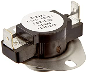 General Electric WE4M127 Dryer Cycling Thermostat