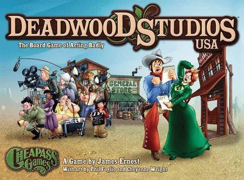 Deadwood Studios USA by Cheapass Games