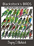 Gregory L. Blackstock Birds Boxed Notecards 0304