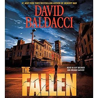 Amazon.com: The Fallen (Audible Audio Edition): David Baldacci, Kyf Brewer, Orlagh Cassidy