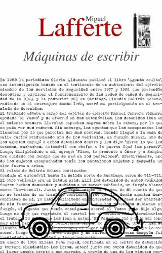 Máquinas de escribir (Spanish Edition) by [Lafferte, Miguel]
