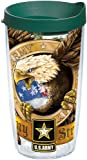 Tervis 1161121 Army Eagle Tumbler with Wrap and
