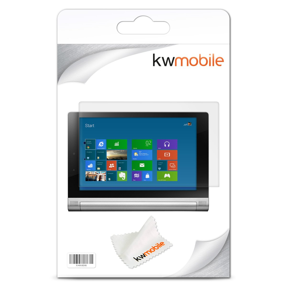 kwmobile - Protector de Pantalla Compatible con Tablet ...
