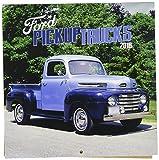 Turner Licensing Ford Pickup Trucks Office Wall Calendar (18998040611)