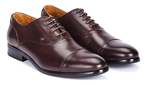 Martinelli, Arsenal 373-0204PYX, Blucher marrón de Hombre, talla 41