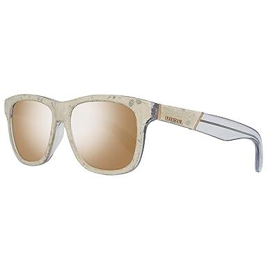 Diesel Sonnenbrille DL0140-F 27L 56 Gafas de sol, Multicolor ...