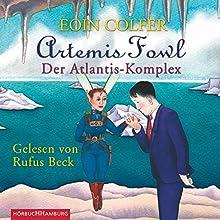 Der Atlantis-Komplex (Artemis Fowl 7) | Livre audio Auteur(s) : Eoin Colfer Narrateur(s) : Rufus Beck