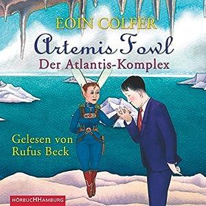 Der Atlantis-Komplex (Artemis Fowl 7) Audiobook