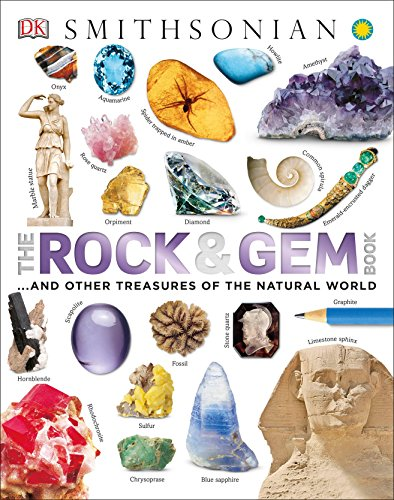 The Rock and Gem Book: And Other Treasures of the Natural World (Best Peanuts In The Shell)