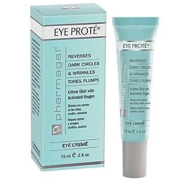 Pharmagel Eye Prote Eye Creme, 0.5 Fluid Ounce Clinique - Smart Night Custom-Repair Moisturizer (Very Dry To Dry) - 50ml/1.7oz
