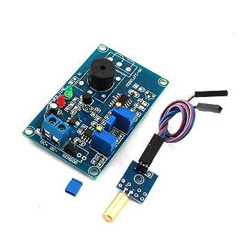 Sourcingmap - ® DC 12 V 0 - 20S 1 ch Sensor de ángulo ...