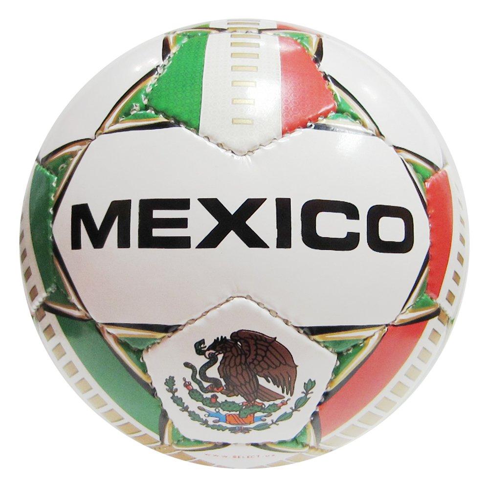 Select Mexico Soccer Ball/サッカーボール メキシコ 3号球 4  B00NAJ6QP6