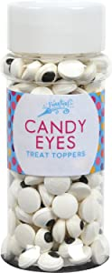 Festival Candy Eyes Treat Toppers, 2.9 Ounce