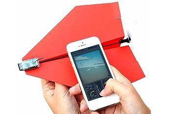 Amazon.es: Dron para aviones de papel Power Up 3.0