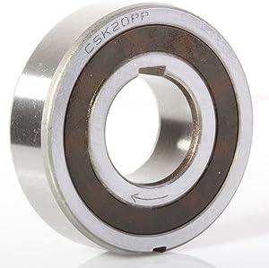 One Way Bearing Sprag Clutch Freewheel Backstop Keyway (CSK20PP)