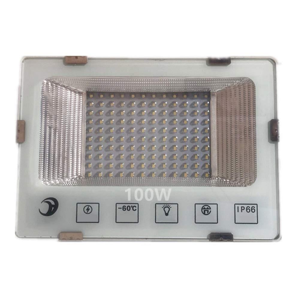 H-XH Strahler Mit,Wasserdichte Und Explosionssichere Scheinwerfer-Baustelle-Projektionslampe (Größe   100W)