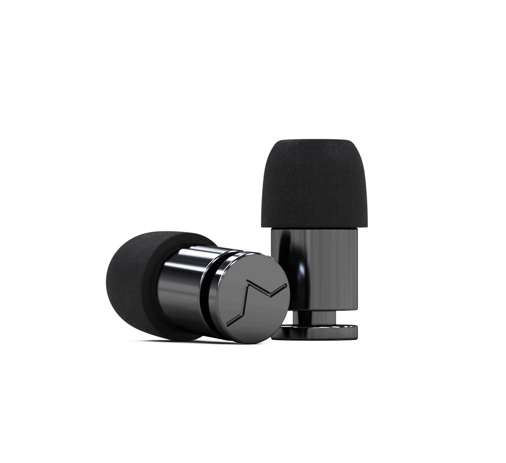 Flare Audio - Isolate Pro Polished Ear Protection Earplugs by FLARE