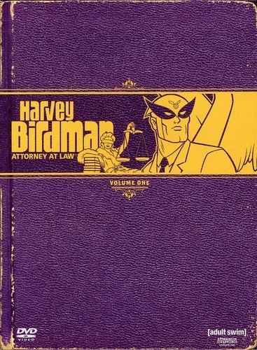 Harvey Birdman, Attorney at Law: Vol. 1