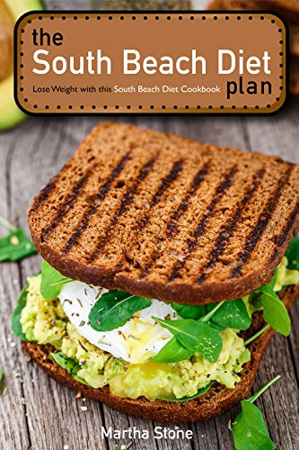 The South Beach Diet Plan - Lose Weight with this South Beach Diet Cookbook: South Beach Diet Recipes for Everyday Life (Soy Toffee)