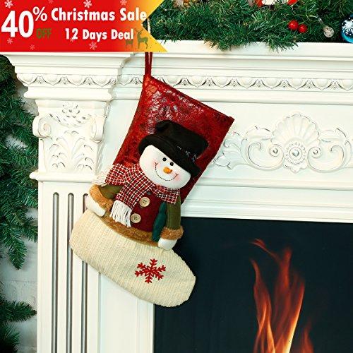 Classic Christmas Stockings 18