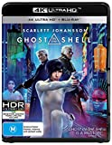 Ghost In The Shell 4K UHD Blu-ray | NON-USA Format | Region B Import - Australia