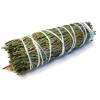 Amazon com: Cedar Smudge Stick, 4