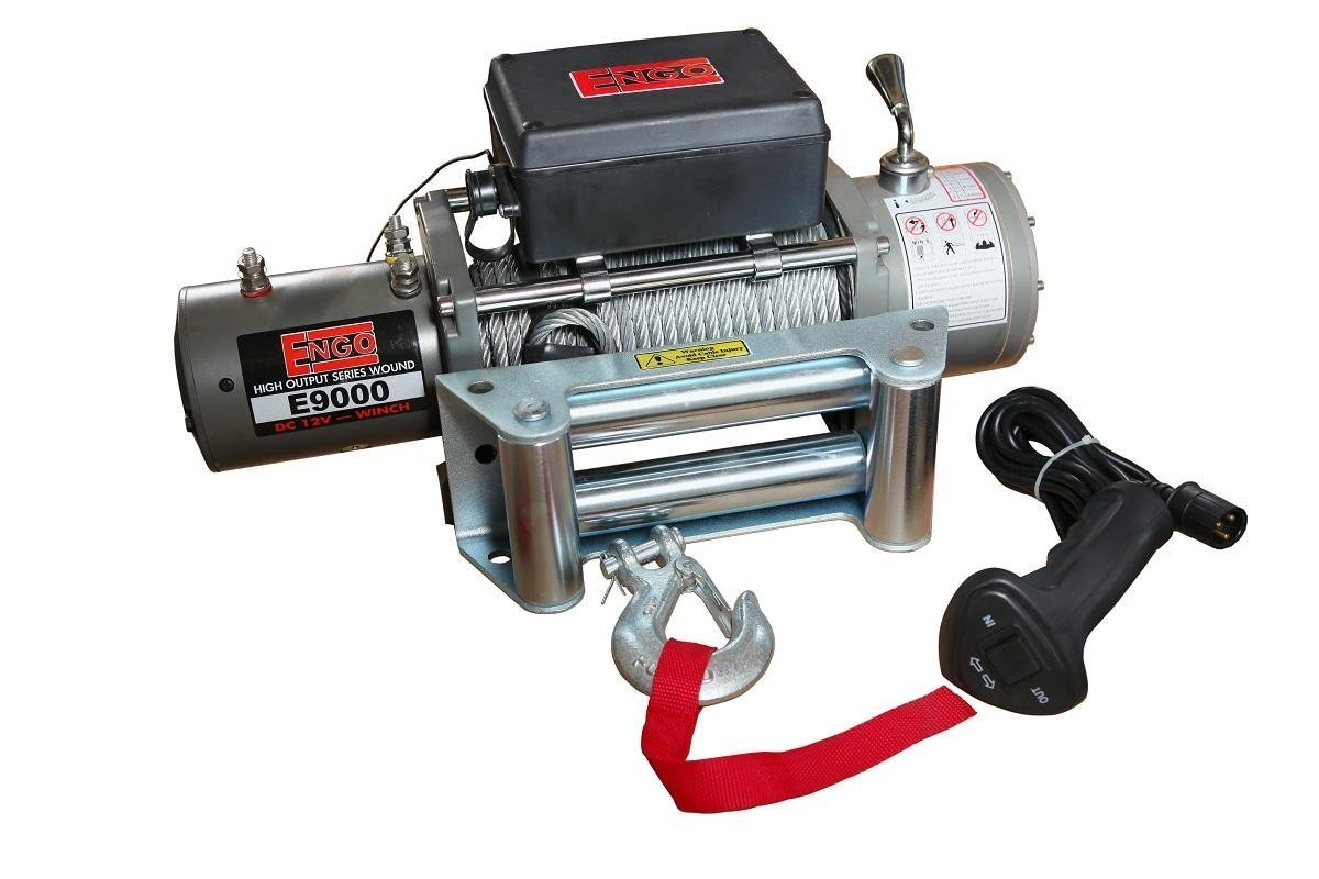 Engo winches review