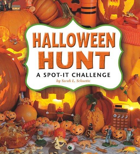 Halloween Hunt: A Spot-It Challenge pdf