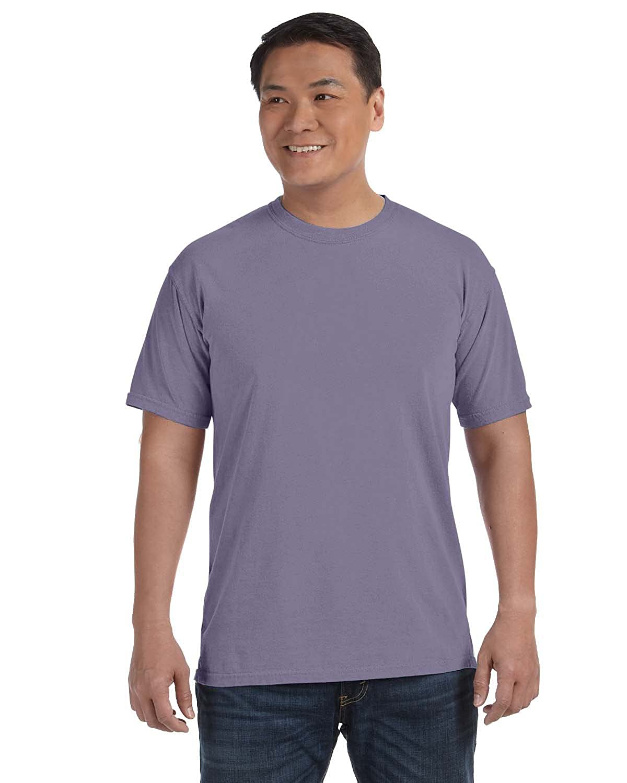 C1717 Comfort Colors 6.1 oz Ringspun Garment-Dyed T-Shirt