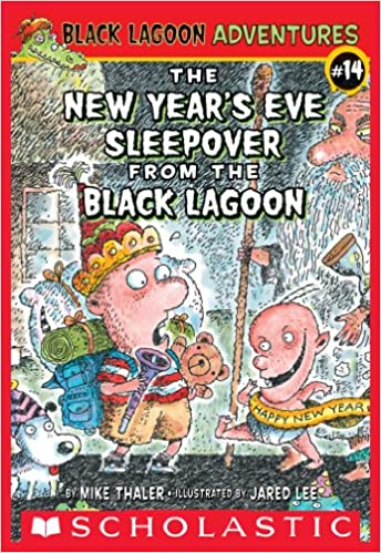 The New Year's Eve Sleepover from the Black Lagoon (Black