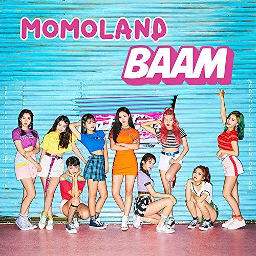 CD : MOMOLAND - Fun to The World (4th Mini Album)