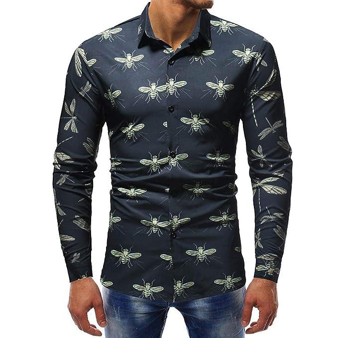 Blusa de Hombre, Polo de Hombre, Camisetas de Hombre, BaZhaHei, Camisas para