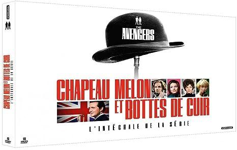 BOTTES TÉLÉCHARGER 1976 CUIR ET CHAPEAU MELON DE