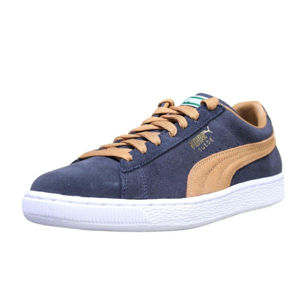 Puma Suede Classic 350734 Herren Sneaker  39 EU|Bleu Marine